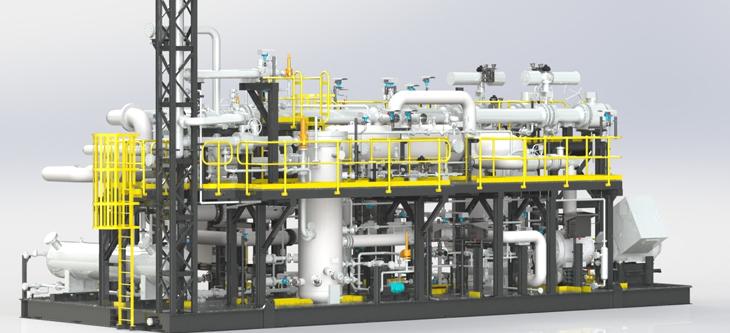 Ammonia Production Banner 2